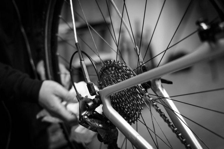 Hvordan vaske sykkelen