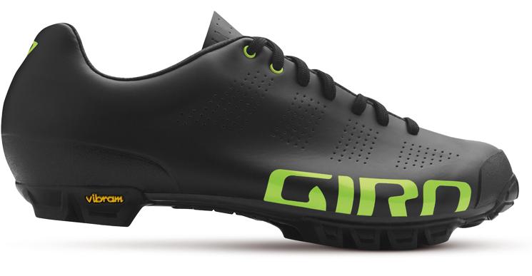 scarpa ciclismo MTB giro empire VR90 black lime GR242