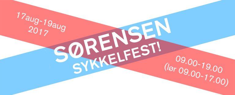 Sørensen sykkelfest!
