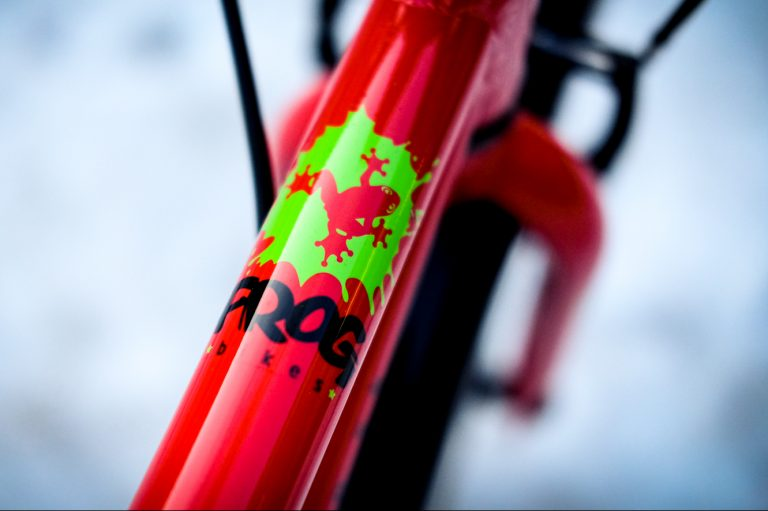 Julegavetips #5 • Frog Bikes